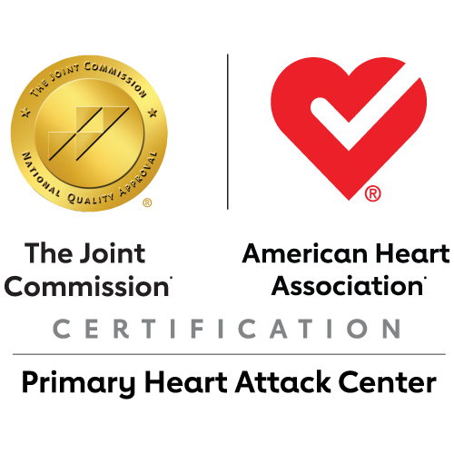 Primary heart attack certification.
