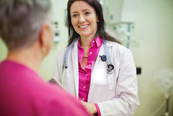 Gastroenterología, endoscopía
