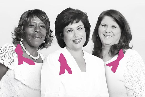 Sobrevivientes de cáncer de mama