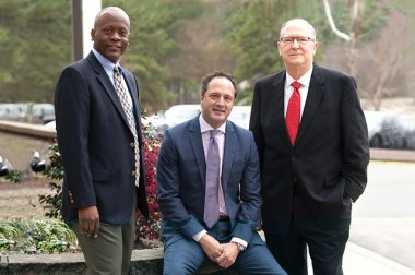 Welcoming three physicians to care for the community and help improve lives