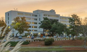 Aiken Regional Medical Centers Building