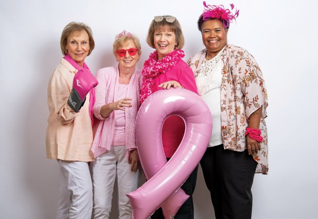 We Are Living Hope in the Fight Against Breast Cancer