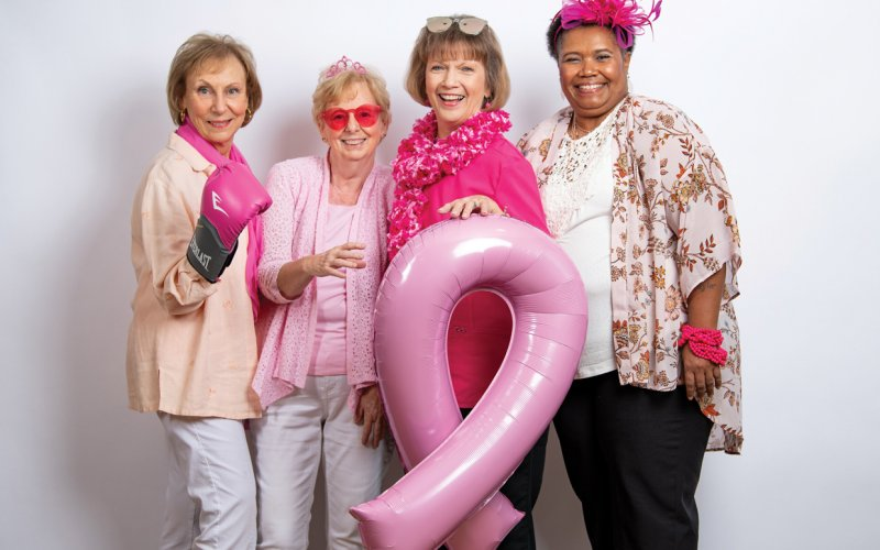 Cáncer de mama: estamos viviendo esperanza