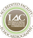 IAC Echocardiography Badge