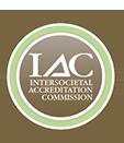IAC Vascular Testing Badge